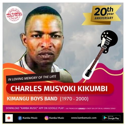 Kijana(Kimangu Boyz Band)