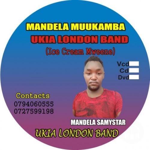 Mandela Muukamba(Ukia London Band)