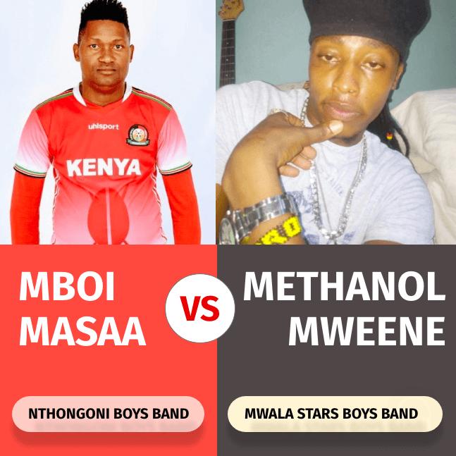Mboi Masaa vs Methanol (Mwala)