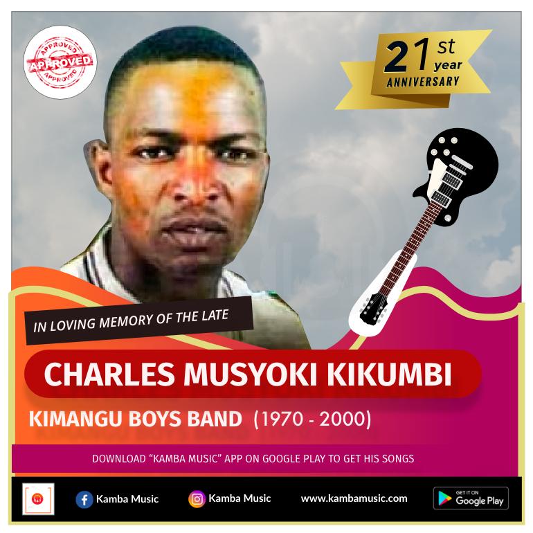 Kimangu 21st Anniversary